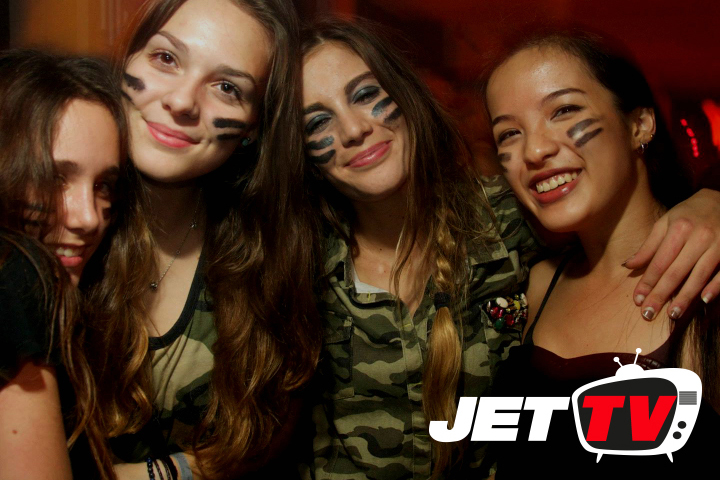 Halloween Party Jet Nightclub