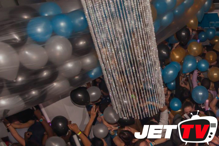 New Years Eve Party Jet Nightclub